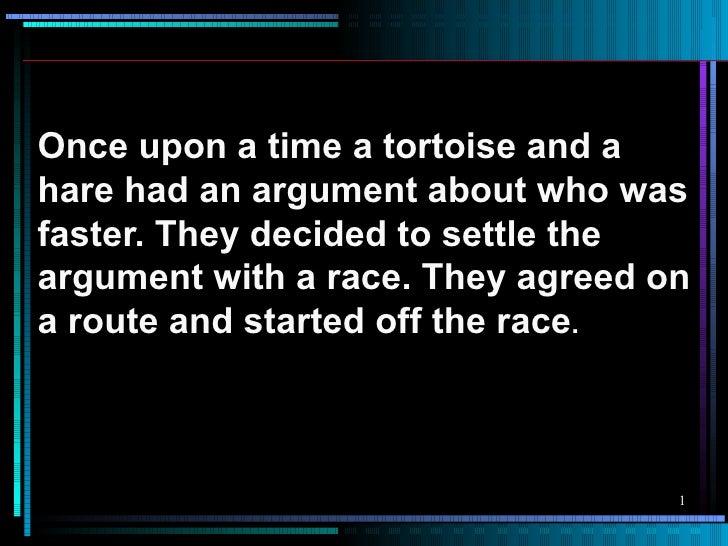New Good Old Hare Tortoise