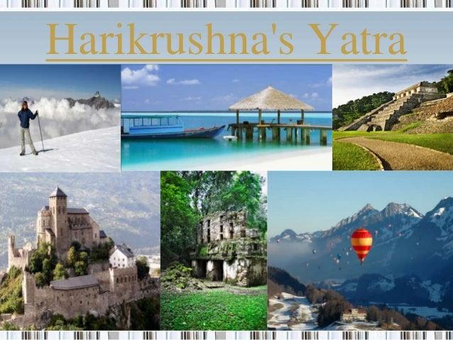 Harikrushnas Yatra