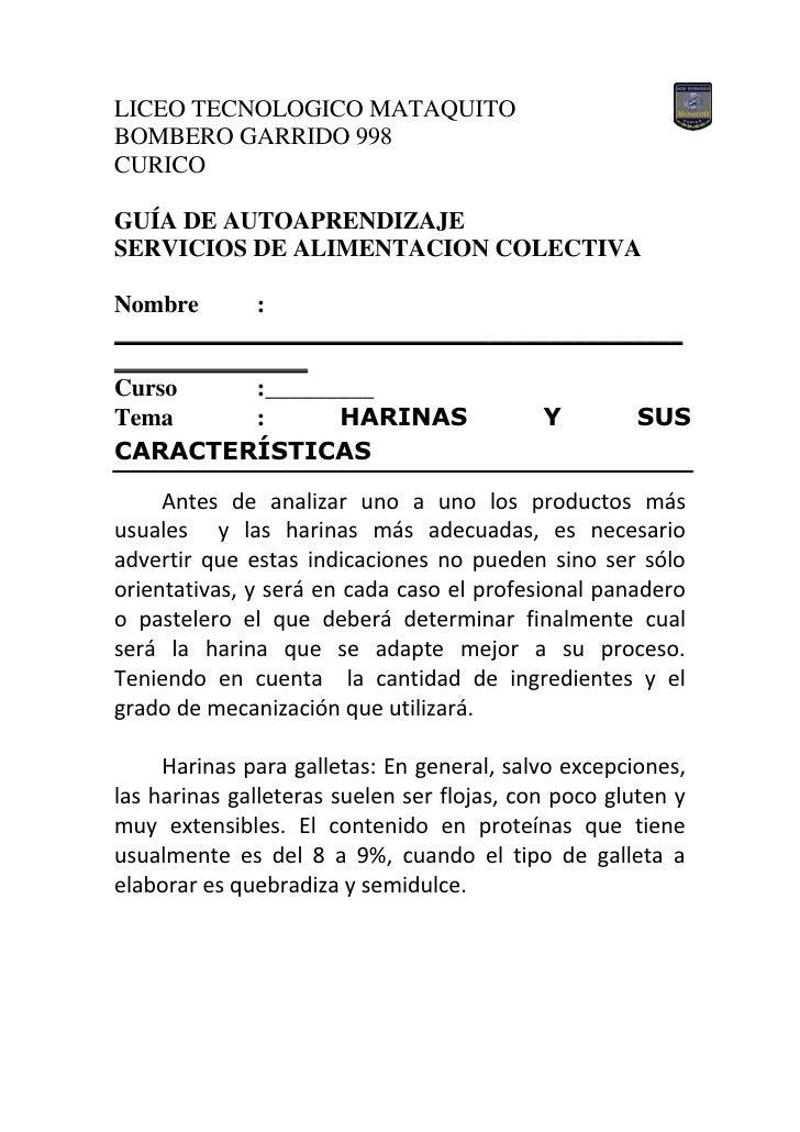 5295900-114300LICEO TECNOLOGICO MATAQUITO<br />BOMBERO GARRIDO 998 <br />CURICO<br />GUÍA DE AUTOAPRENDIZAJE<br />SERVICIO...