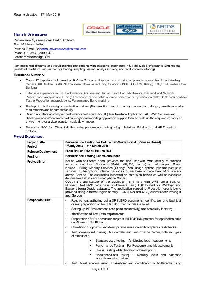 Load Tester Cover Letter - sarahepps.com -