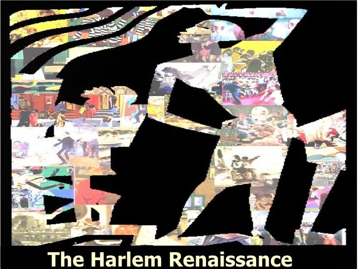 Harlem Renaissance Power Point