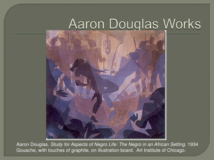 Aaron Douglas Birth Of The Blues | galleryhip.com - The Hippest ...