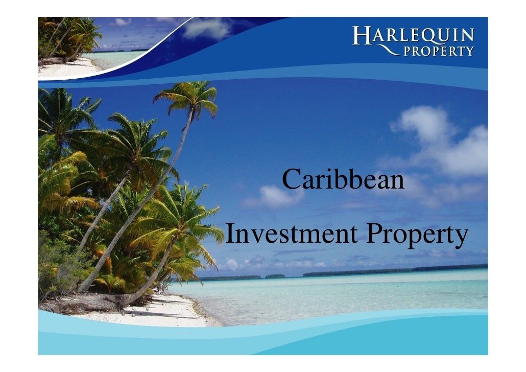 CaribbeanInvestment Property