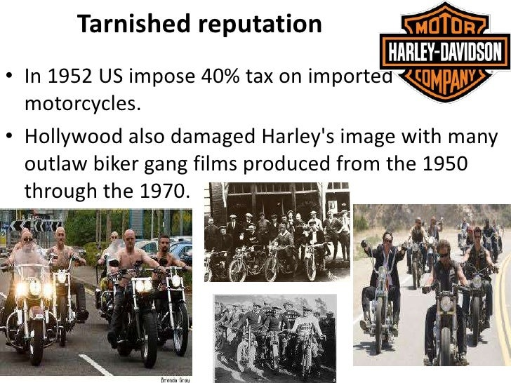 how harley davidson regained their reputation Harley-davidson is an  scott 't-bone' jones has carved out a reputation as one of the scene  the harley faithful really got their knickers in a twist.