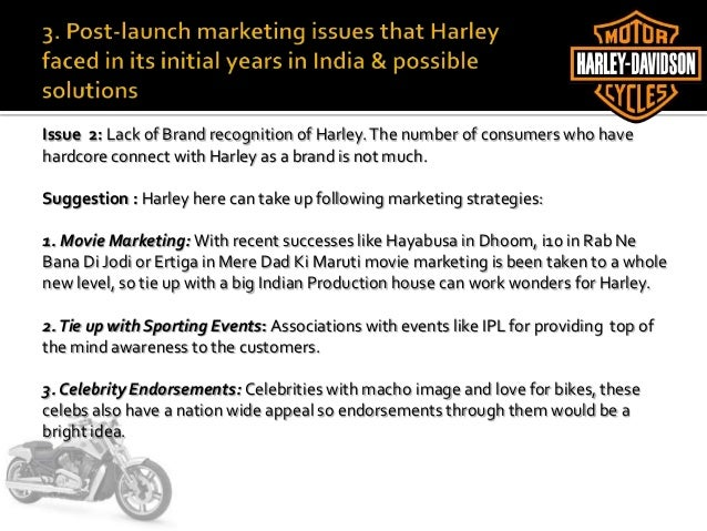 harley davidson case study 2 essay View this case study on information technology harley davidson motor if a company's purchasing strategy doesn't include the newest information technology they.