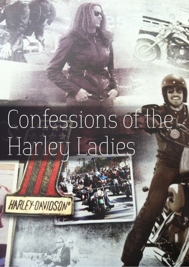Confessions of theHarley Ladies