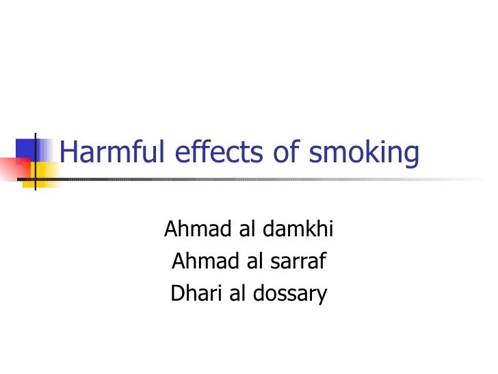 harmful effects of marijuana essay