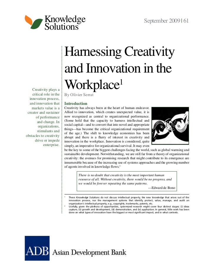Harnessing creativity-and-innovation-in-the-workplace