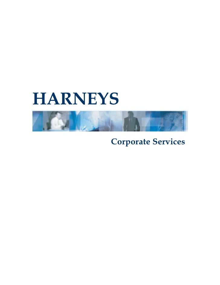 Harneys Corporate Services