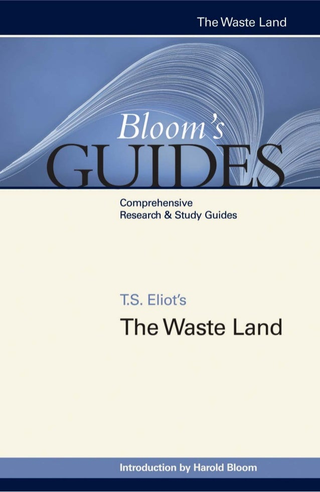 [Harold bloom] t._s._eliot's_the_waste_land_(bloom(book_fi.org)