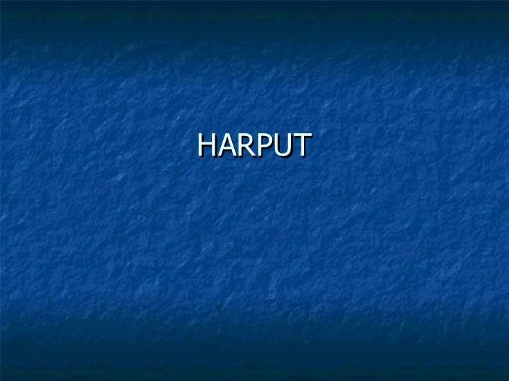 HARPUT