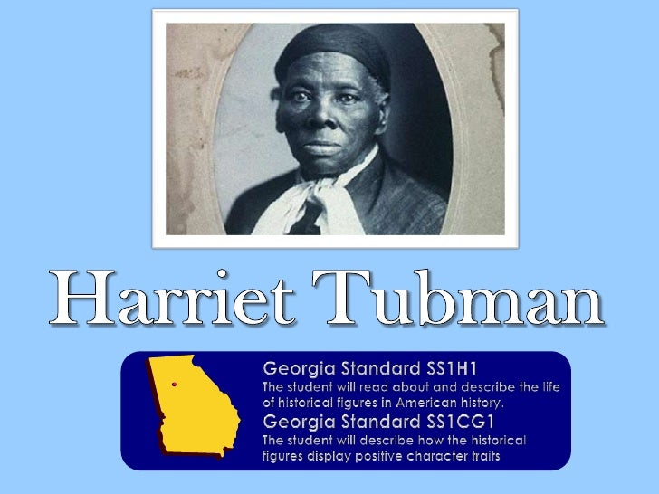 """Harriet Tubman was born a slave in Maryland around 1820.She was named Araminta Ross. Her family called her """"Minty""""."""