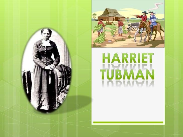 Harriet Tubman<br />