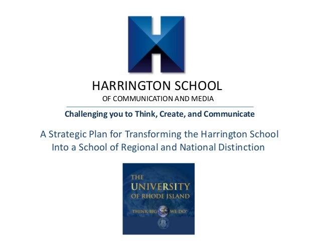 URI Harrington School Executive Advisory Board Meeting
