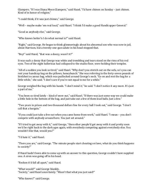 A breif essay