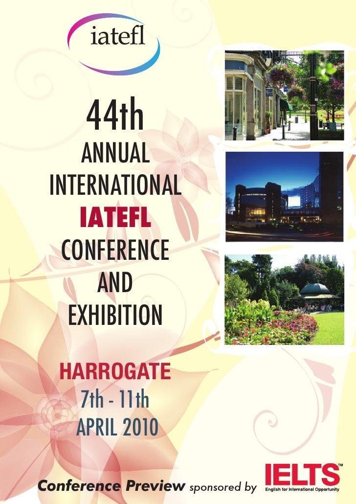 Harrogate Conference Brochure[1]