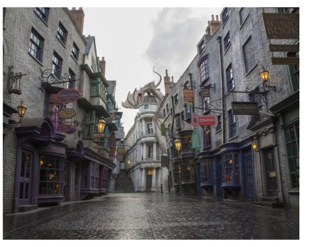 Harry Potter nueva atracción