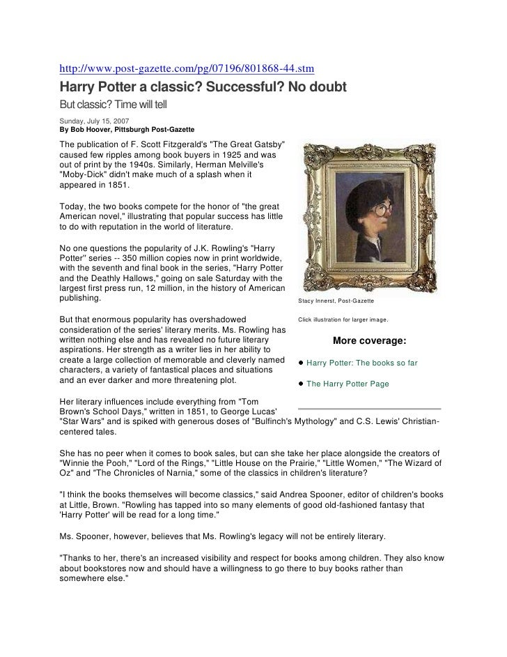 Harry analyzation 1