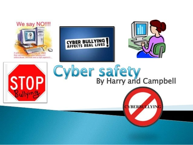 Harry and campbell cyber safety