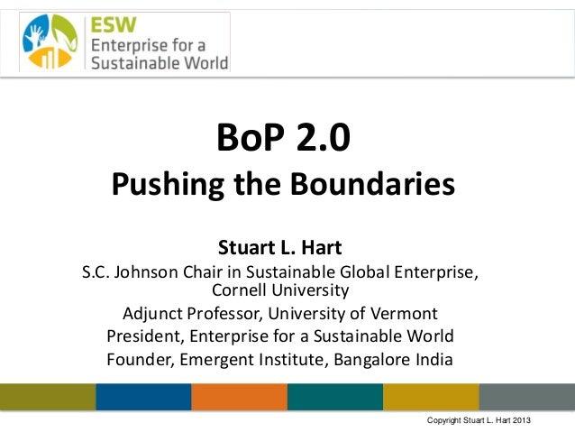 Global BOP LL summit in Brazil.