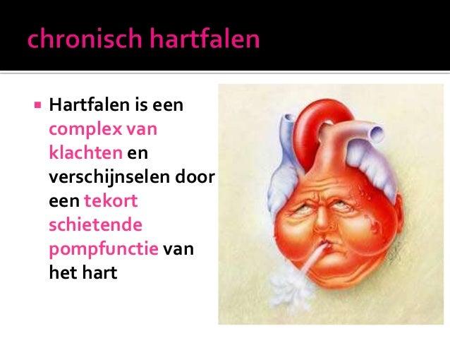 vermoeidheid bij hartfalen