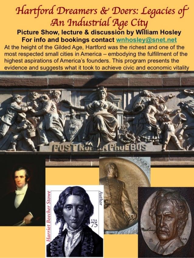 Hartford Studies Programs & Tours by William Hosley