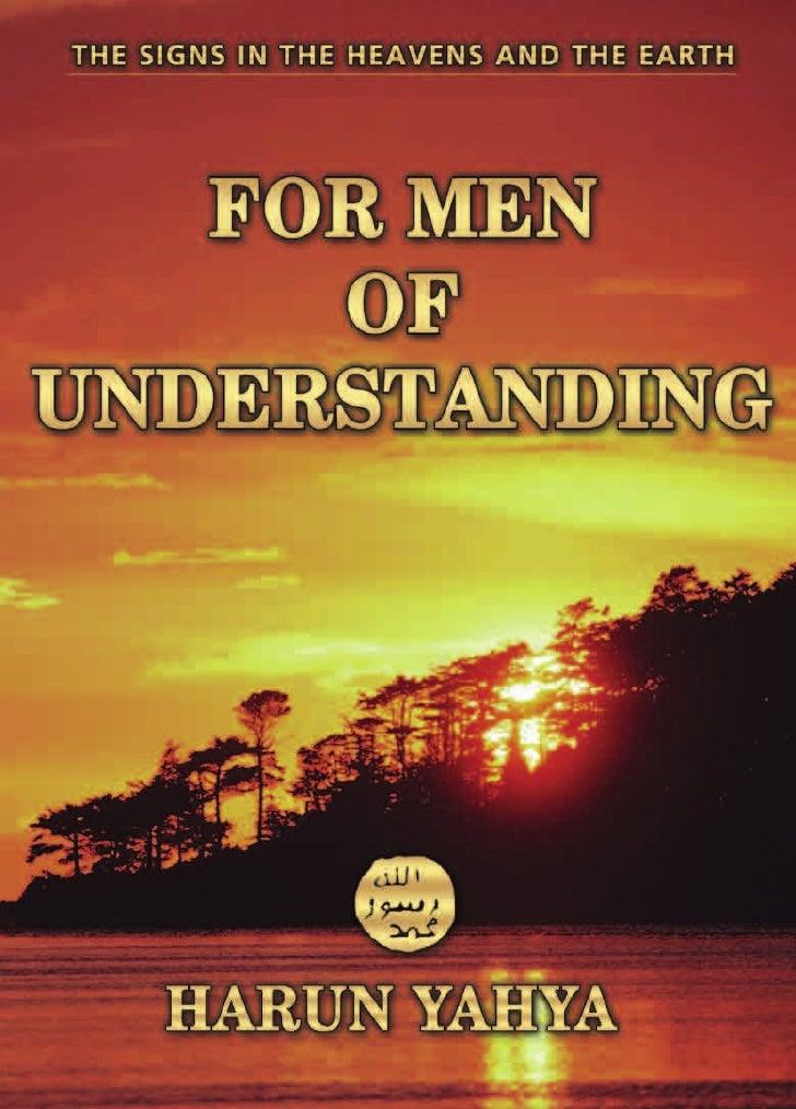 Harun Yahya Islam   For Men Of Understanding