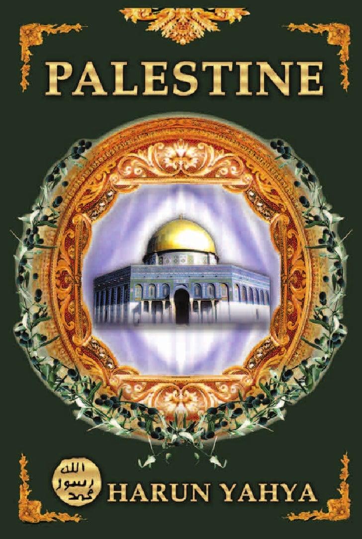 Harun Yahya Islam   Palestine 1