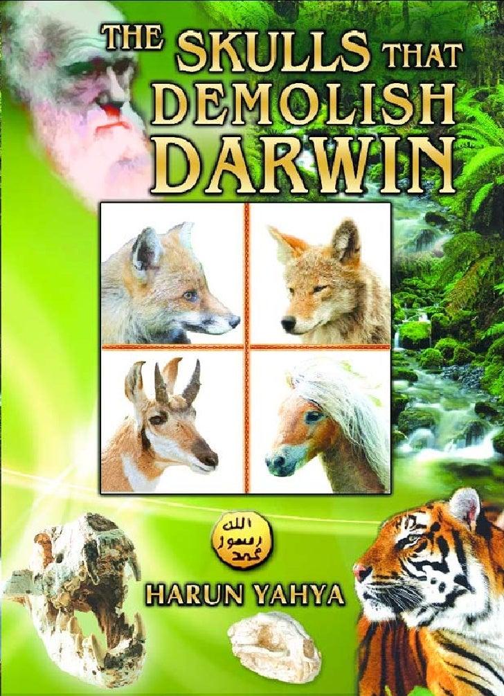 Harun Yahya Islam   The Skulls That Demolish Darwin