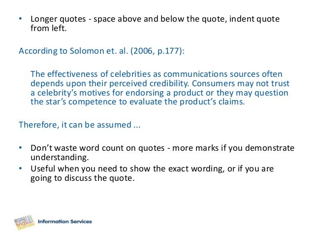 quoting in an essay harvard Read how to cite and reference data, figures and images in the harvard style speeches/broadcasts/ audiovisual/music scores  quoting - author prominent.