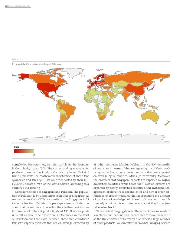 The Atlas of Economic Complexity: Mapping Paths to Prosperity (The MIT Press)