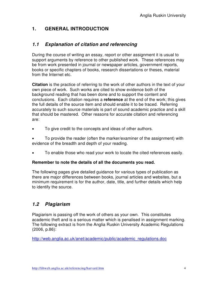 Harvard Citation Style Sample Essay Writing - image 4