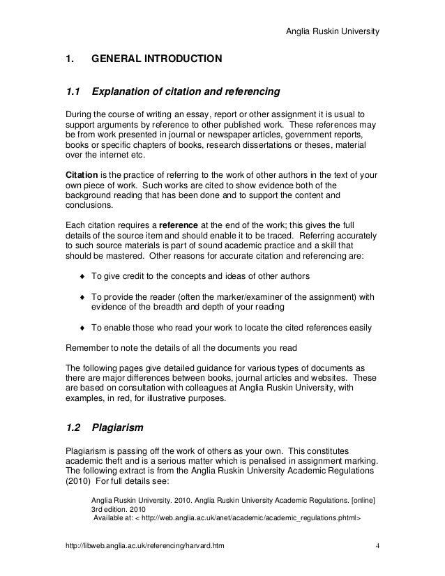 Dissertation Marking Criteria Anglia Ruskin