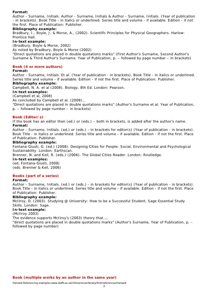 essay structure harvard referencing A version of the harvard (author-date) system of referencing has been adopted as the standard for the presentation of academic text at the university of birmingham the examples on this page refer to this version, as found on the cite them right online website for detailed guides on how to reference and cite different.
