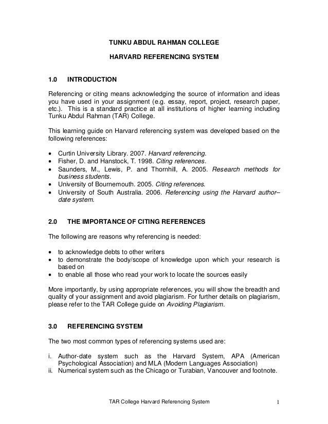 Tilburg University How Do I Reference COAnet Org  Harvard Style Resume