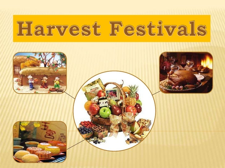 Harvest Festivals<br />