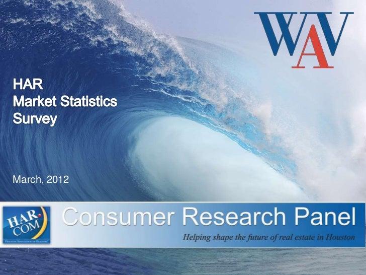 HAR Market Study Report