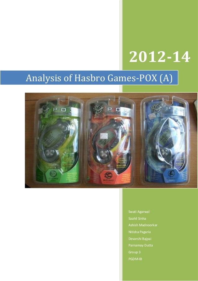 Hasbro pox(a)