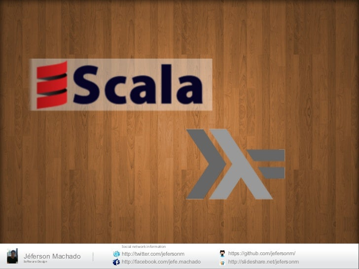 Haskell scala exercises presentation