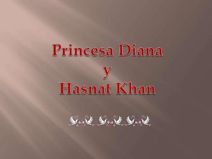 En 1995, antes de firmar su divorcio, Diana conoció al doctor Hasnat Khan, de 35 años, proveniente de una familia de clase...