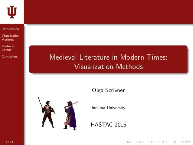 medieval english literature thesis