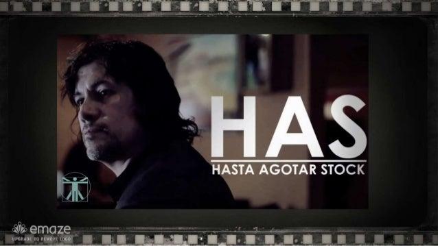 Hasta Agotar Stock El primer Streaming show de las redes sociales chilenas. Conducido por el periodista y escritor Freddy ...