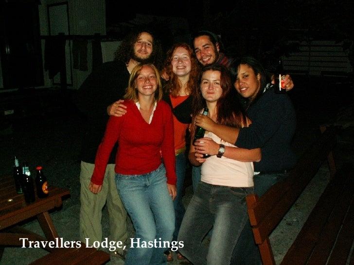 Travellers Lodge, Hastings
