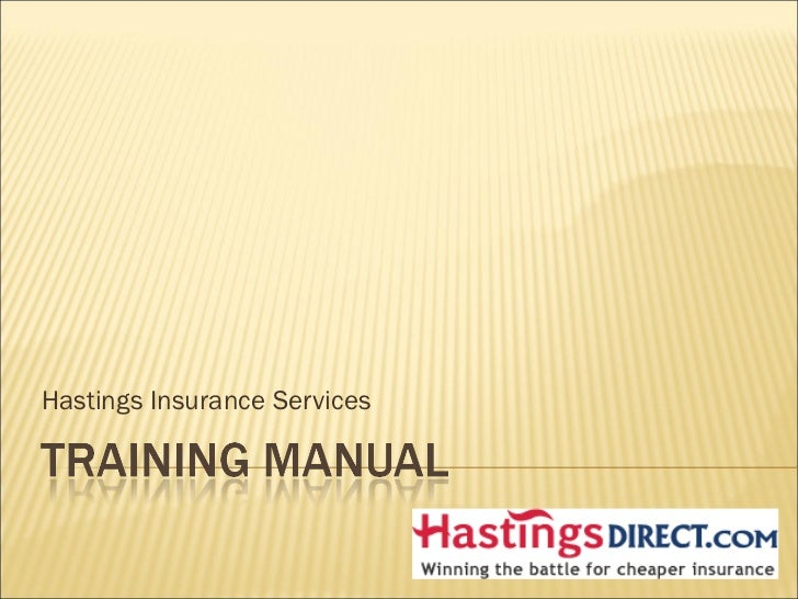 Hastings Insurance Services
