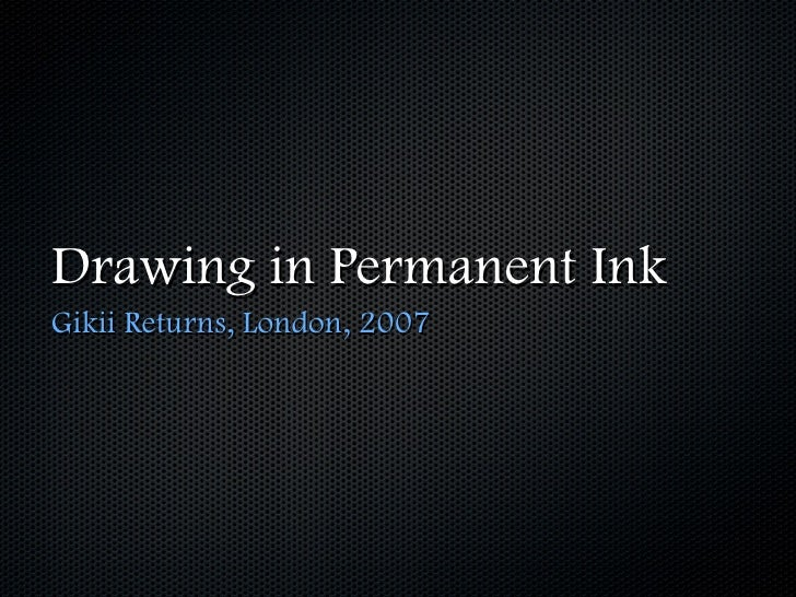 Drawing in Permanent Ink: Copyright Law and Tattoos