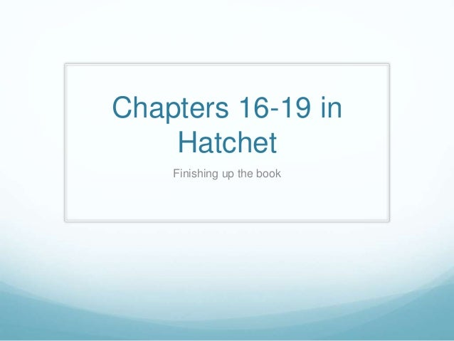 What's a good way to start an essay for the book Hatchet?