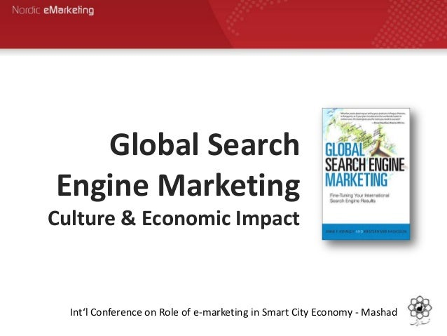 Global search engine marketing - Hauksson