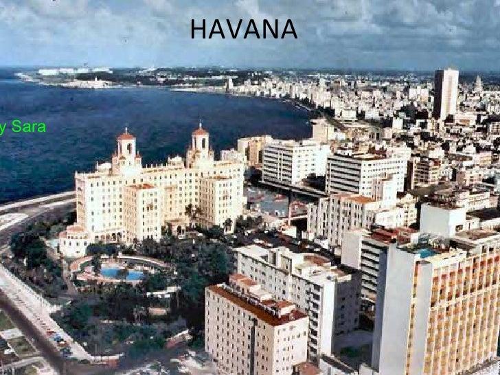 Havana Sara