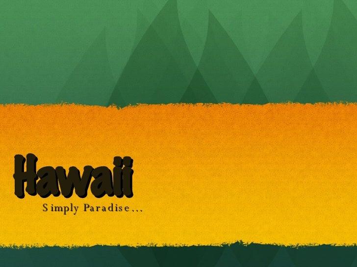 0846038 Hawaii