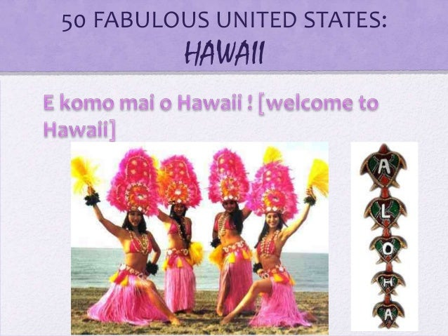 50 FABULOUS UNITED STATES:HAWAII